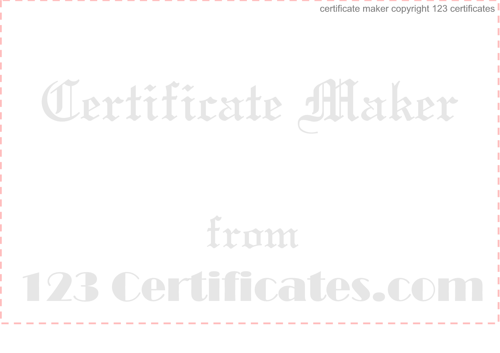 Certificate of Completion Template edit online or use the sample – Template Certificate of Completion